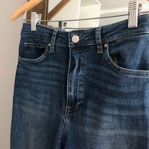High Rise Skinny Jeans - H&M
